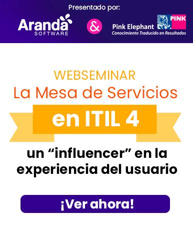 """Video: La Mesa de Servicios en ITIL 4 – un """"influencer"""" en la experiencia del usuario."""